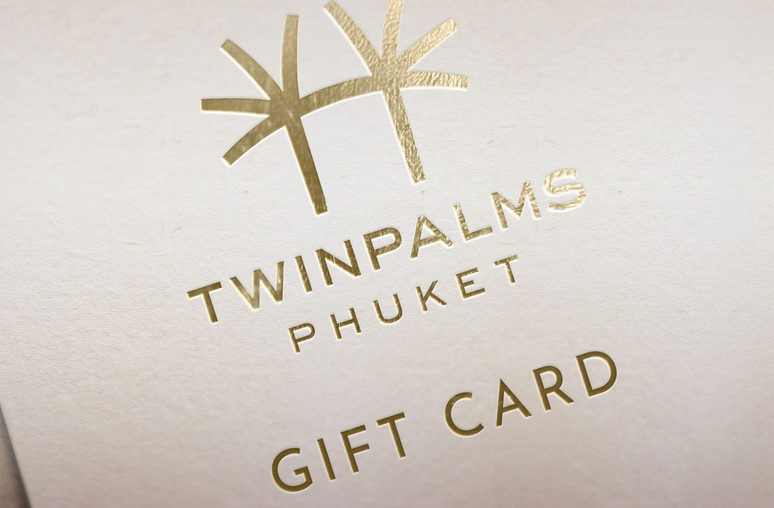 Twinpalms Gift Card
